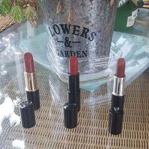 Lancome lipsticks, set of 3